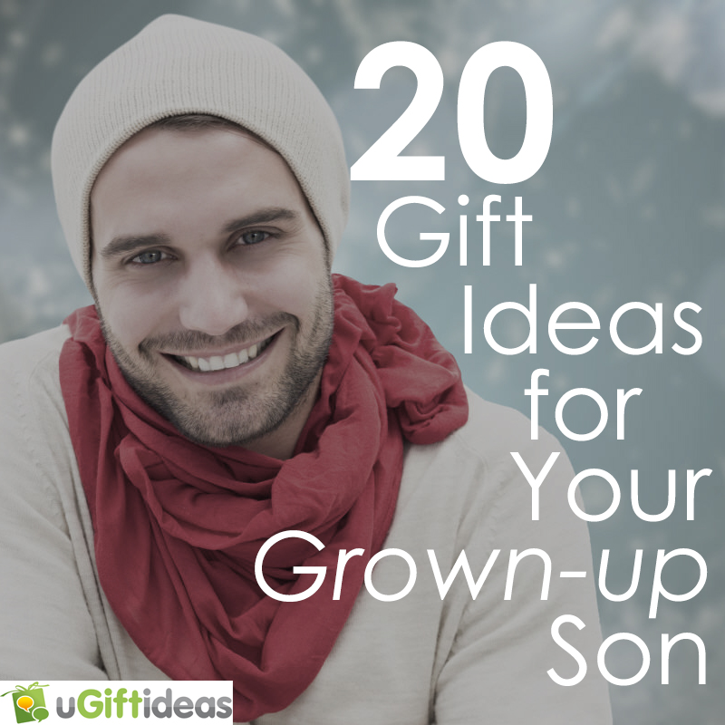 20 Gifts for Adult Sons