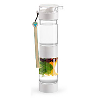 infused water sport bottle