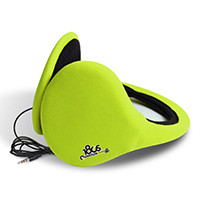 The Exolite™ Sonic Ear Warmer is specially designed for the music lover with an active lifestyle. QuantumSound™ high definition speakers provide incredible sound so you can pump your tunes. Soft, breathable QuantumHeat™ fabric provides lightweight moisture wicking and body heat retention. This ultra-thin, ultra lightweight Ear Warmer keeps you warm and comfortable during winter runs, trail rides, or hikes. The Sonic can be worn with hats, helmets, and glasses, and the sleek frame collapses for easy storage in a pocket, bag, or purse.