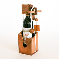 wine puzzle gift for boyfriend