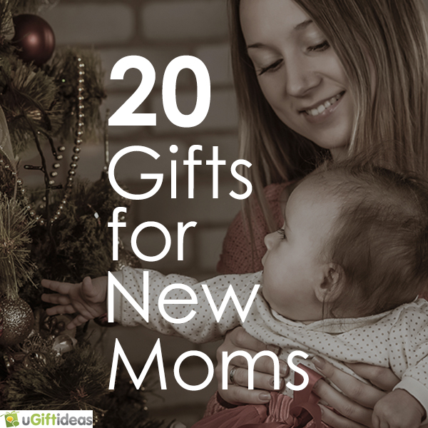 20 christmas gifts for new moms