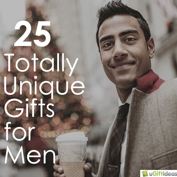 25 unique gifts for men
