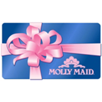 molly maid gift card last minute gift idea