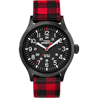 timex expedition scout watch valentines day gift for hipster guy